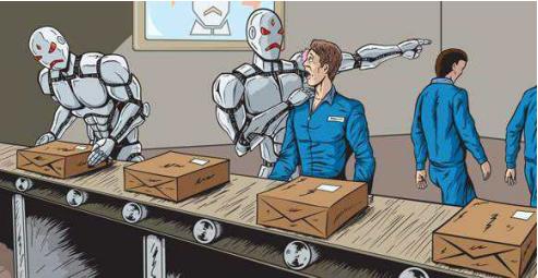 距离机器人取代人类还有多远?